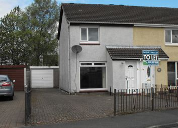 Thumbnail 2 bed semi-detached house to rent in Morriston Crescent, Renfrew