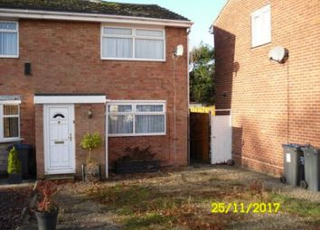 Thumbnail 2 bed property to rent in Clay Drive, Chichester Drive, Quinton, Birmingham