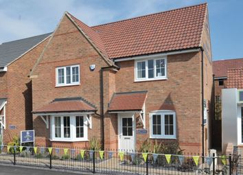 "Thumbnail 4 bedroom detached house for sale in ""Cambridge"" at Belvoir Road, Bottesford, Nottingham"