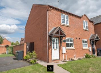 Thumbnail 2 bed semi-detached house for sale in Wadleys Close, Bidford-On-Avon, Alcester