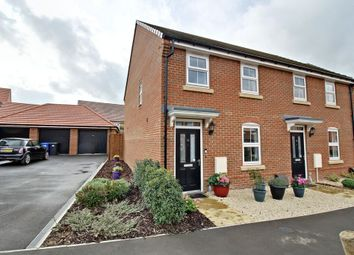 3 bed semi-detached house for sale in Titchener Way, Hook RG27