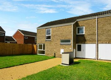 Thumbnail 3 bed end terrace house to rent in Radcliffe Road, RAF Lakenheath, Brandon