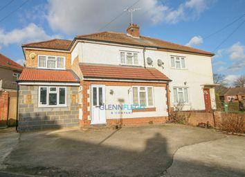 Thumbnail 4 bedroom semi-detached house for sale in Howard Avenue, Stoke Poges, Slough