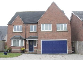 Thumbnail 5 bed detached house for sale in Eccleshall Road, Great Bridgeford, Stafford