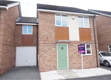 Thumbnail 3 bed link-detached house for sale in Lockfield, Runcorn