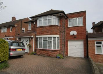 Thumbnail 5 bed detached house to rent in Wolmer Gardens, Edgware, Greater London.