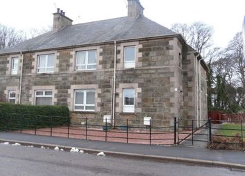 Thumbnail 2 bed flat to rent in Duff Place, Moray, Elgin