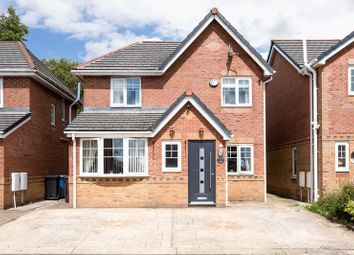 Thumbnail 3 bed detached house for sale in Hemfield Close, Ince, Wigan