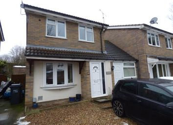Thumbnail 3 bedroom detached house for sale in East Bank, Northampton, Northamptonshire, Northants