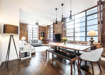 Thumbnail 2 bed flat for sale in Boss House, 2 Boss Street, Shad Thames