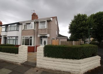Thumbnail 3 bed semi-detached house for sale in Parkway, Liverpool
