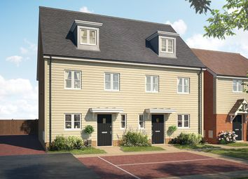 Thumbnail 3 bed property for sale in Juniper Park, Off Bramley Road, Aylesbury