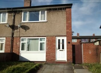 Thumbnail 2 bed semi-detached house to rent in Sutton Heath Road, St Helens