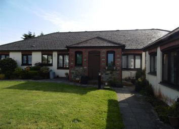 Thumbnail 2 bed semi-detached bungalow for sale in Barbican Road, Looe