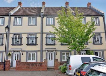 Thumbnail 4 bed terraced house for sale in Trubshaw Close, Horfield, Bristol