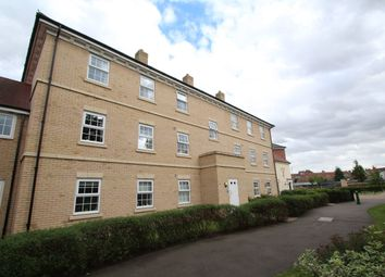 Thumbnail 2 bed flat for sale in Jubilee Crescent, Needham Market, Ipswich