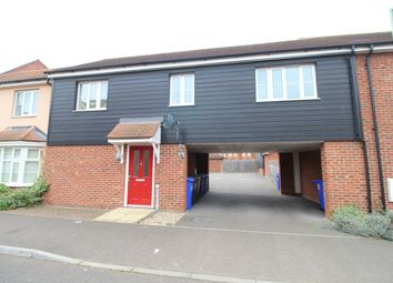 Thumbnail 2 bedroom flat to rent in St. Olaves Road, Bury St. Edmunds
