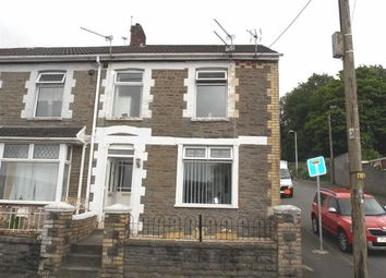 Thumbnail 3 bed end terrace house for sale in Bedw Road, Pontypridd