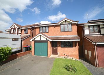 Thumbnail 3 bedroom detached house for sale in Swansmede Way, Stirchley, Telford