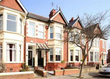 Thumbnail 3 bed terraced house to rent in Amesbury Road, Penylan, Cardiff