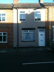 Thumbnail 3 bed terraced house for sale in Mildred Street, Darlington
