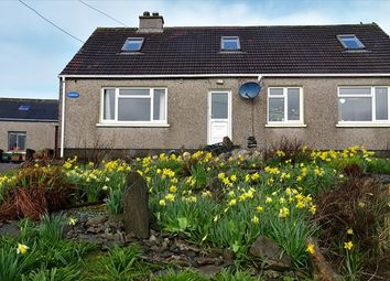 Thumbnail 5 bed detached house for sale in Carloway, Isle Of Lewis
