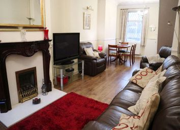 Thumbnail 2 bed terraced house for sale in Werrington Road, Bucknall, Stoke-On-Trent, Staffordshire