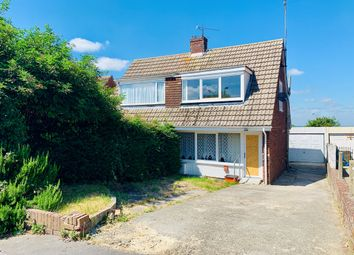Thumbnail 2 bed semi-detached house for sale in Henley Drive, Highworth, Swindon