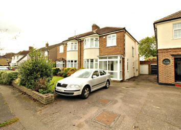 Thumbnail 3 bed semi-detached house for sale in Orchard Way, Goffs Oak, Herts