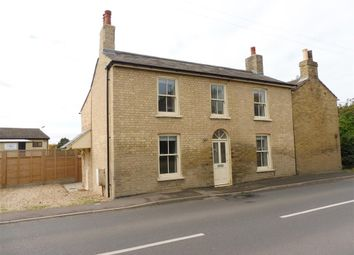 Thumbnail 3 bed detached house for sale in Hop Row, Haddenham, Ely