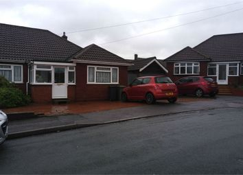 Thumbnail 3 bed semi-detached bungalow for sale in 7 Cambridge Close, Aldridge, Walsall