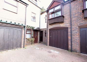 3 bed mews house for sale in Charlotte Mews, Church Road, Alverstoke, Gosport PO12