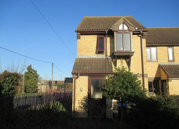 Thumbnail 2 bedroom end terrace house to rent in Pegler Court, Willingham, Cambridge
