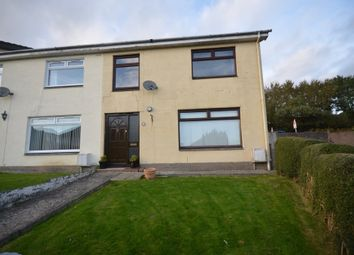 Thumbnail 3 bed end terrace house for sale in Brongwinau, Comins Coch, Aberystwyth