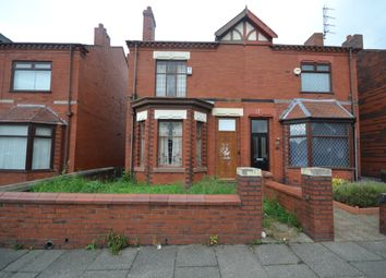 Thumbnail 2 bed semi-detached house for sale in Crawford Avenue, Tyldesley, Manchester