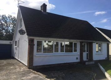 Thumbnail 4 bed detached bungalow for sale in Glasfryn, Penrhyncoch, Aberystwyth
