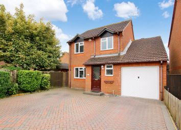 3 bed detached house for sale in Glebeside Close, Worthing BN14