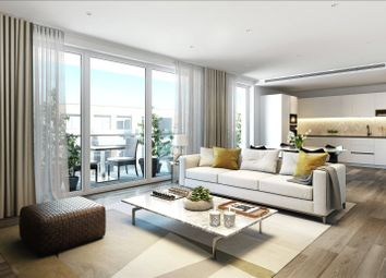 Thumbnail 2 bed flat for sale in Sovereign Court, Hammersmith, London