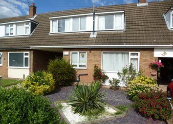 Thumbnail 2 bed terraced house for sale in Falcon Mews, Sprowston, Norwich