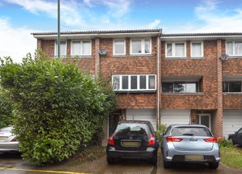 Thumbnail 3 bed town house for sale in Carlisle Close, Norbiton, Kingston Upon Thames