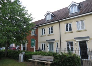 Thumbnail 3 bed town house for sale in Dolcey Way, Sharnbrook, Bedford