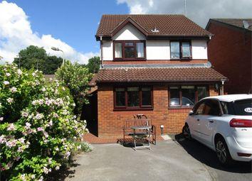 Thumbnail 3 bed detached house for sale in Ffynon Y Maen, Hazel Grove, Pyle, Bridgend, Mid Glamorgan