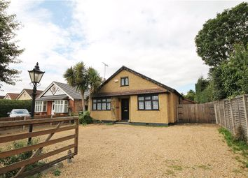 Thumbnail 4 bed detached bungalow for sale in Cadbury Road, Sunbury On Thames, Middlesex