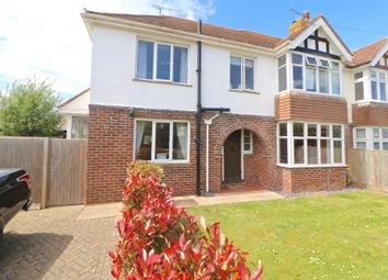 Thumbnail 3 bed semi-detached house for sale in Pevensey Park Road, Pevensey, East Sussex