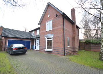 Thumbnail 4 bed detached house for sale in Villa Gloria Close, Grassendale, Liverpool