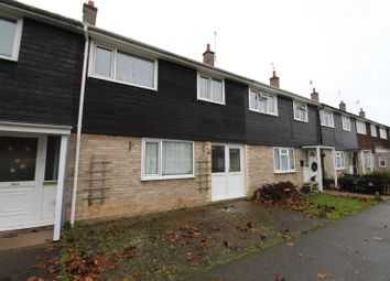 Thumbnail 3 bedroom terraced house to rent in Peterhouse Close, Mildenhall
