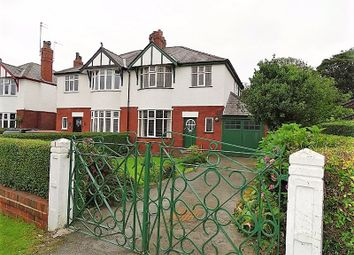 Thumbnail 3 bed semi-detached house for sale in Priory Close, Penwortham, Preston