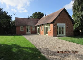 Thumbnail 3 bed barn conversion to rent in Fitz, Bomere Heath, Shrewsbury