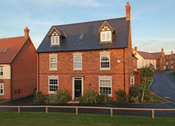Thumbnail 5 bed detached house for sale in James Way, Scraptoft, Leicester LE7, Scraptoft,