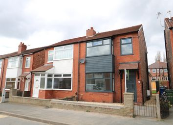 Thumbnail 3 bed semi-detached house to rent in Graham Road, Offerton, Stockport